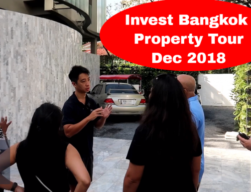 A recap of our Bangkok Property Tour (14th and 15th December 2018)